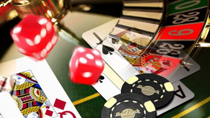 Overview on online casino apps