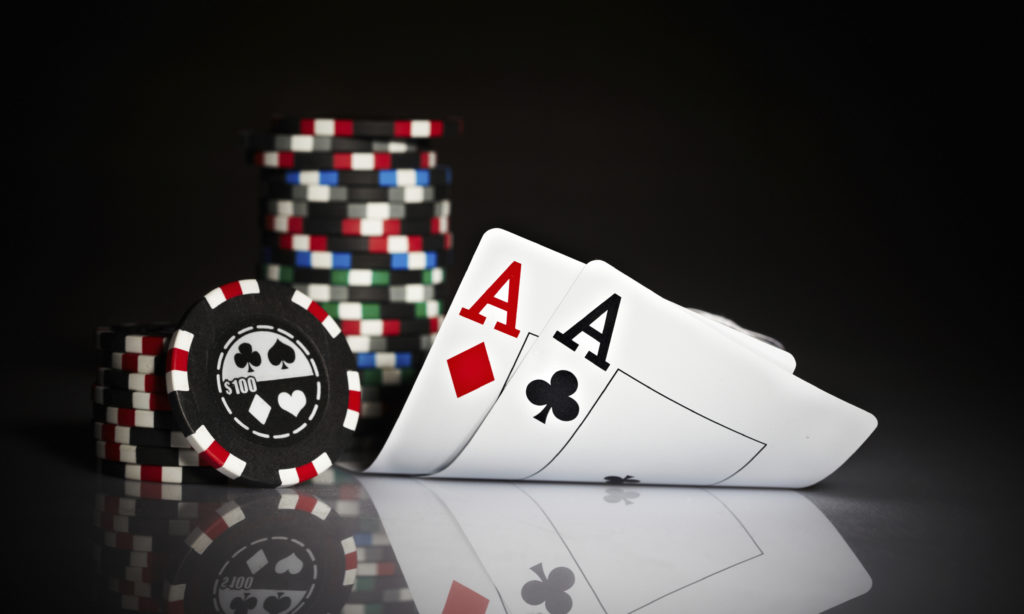 The Basic Steps To Get Started In Poker Online
