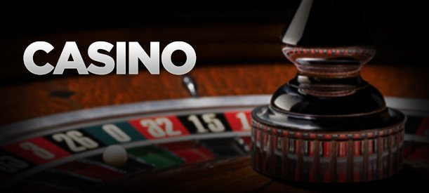 The main website, which is the online casino business card