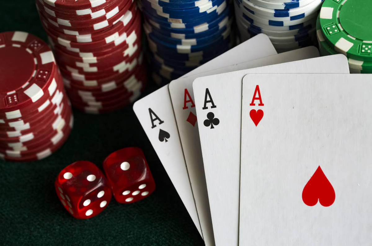 Online Poker Experience