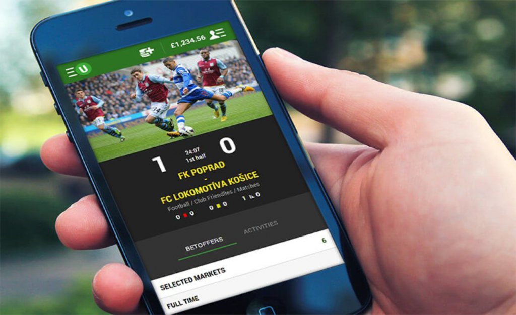 Betting Sbobet Football Online