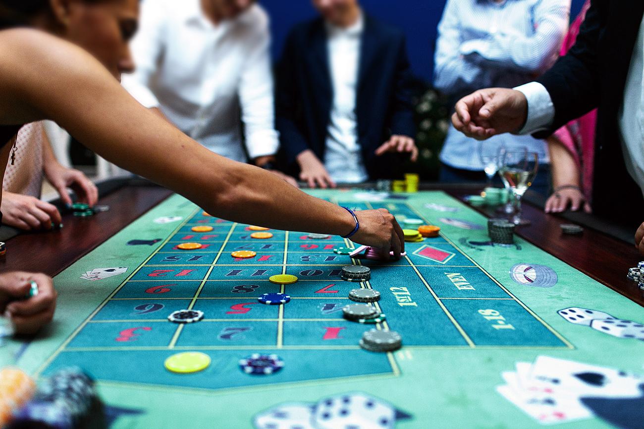poker gamers