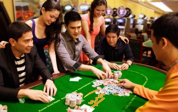 Playing In An Online Gambling